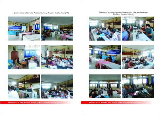 Workshop  2012 PTK MGMP Seni Budaya SMP Badung